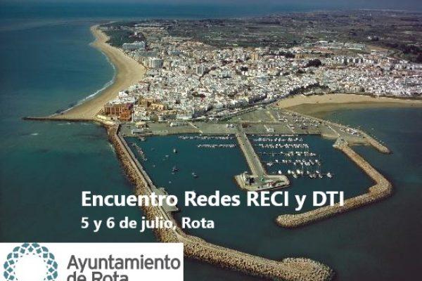 Encuentro Redes RECI y DTI